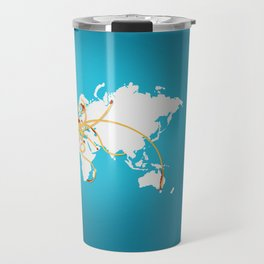 The Spaghetti Connection Travel Mug