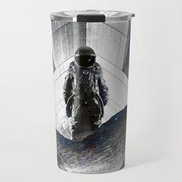 Astronaut Isolation Travel Mug