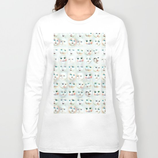 Round and Round We Go!  Long Sleeve T-shirt