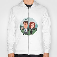 Mulder and Scully Hoody