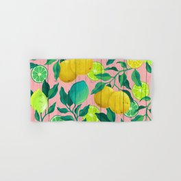 Citrus Hand & Bath Towel