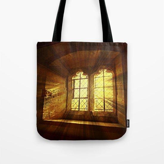St Saviours Window. Tote Bag