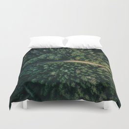 From Afar II Duvet Cover