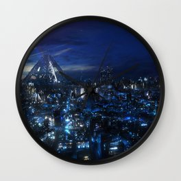 Guilty Crown Anime Wall Clock