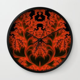 Parisian Nightclub Wall Clock