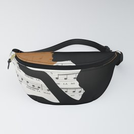 Music in the sun Fanny Pack