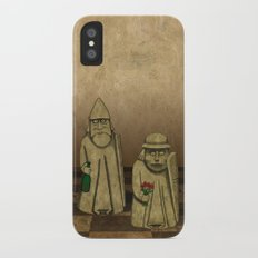 Playing for Peace Slim Case iPhone X