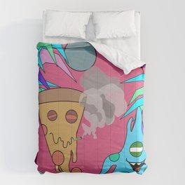 Pizza Planet Comforters