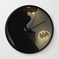 thebatsignal Wall Clock