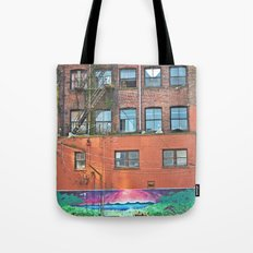 woodwards art Tote Bag