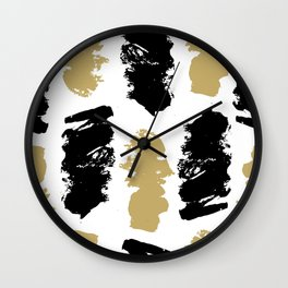 Geometric Pattern 2 Wall Clock
