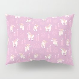 The Kids Are Alright - Pastel Pinks Pillow Sham