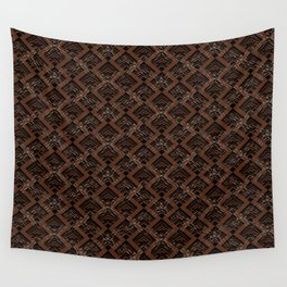 Tribal Pattern 1 Wall Tapestry