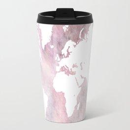 Design 66 world map Travel Mug