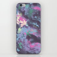 celestial iPhone & iPod Skins featuring Celestial by Wendy Ding: Illustration