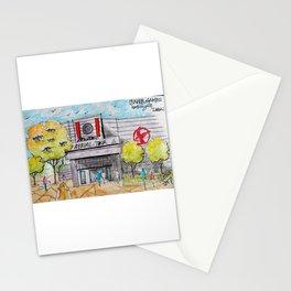 Panem Aerial Tour (Train Simulator) Ride in Dubai Stationery Cards