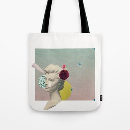 you can't connect the dots looking forward Tote Bag