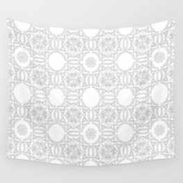 Snowflake Wall Tapestry