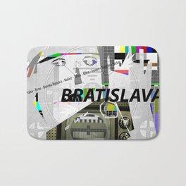 Bratislava Bath Mat