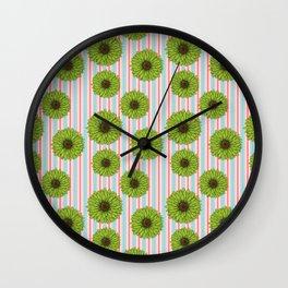 Florais Lis Wall Clock