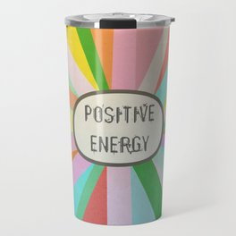 Positive energy Travel Mug