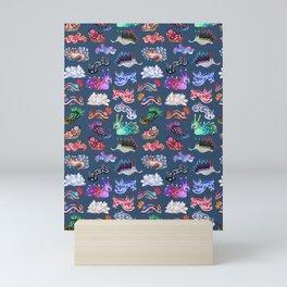 Nudibranch Mini Art Print