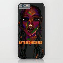 Makeba  iPhone Case