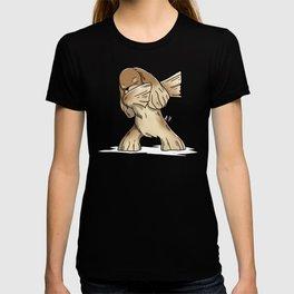 Funny Dabbing Cocker Spaniel Dog Dab Dance T-shirt