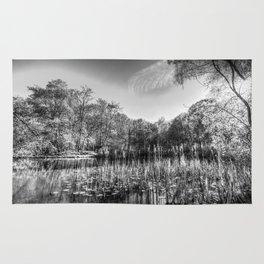 The Bulrush Pond Rug