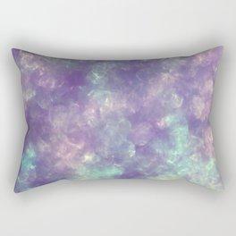 Irridescent Shimmer Rectangular Pillow