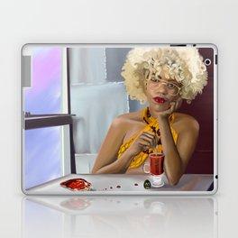 Cafe Red Laptop & iPad Skin
