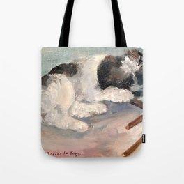 Puppy Delight Tote Bag