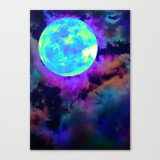 Moonshroud Canvas Print
