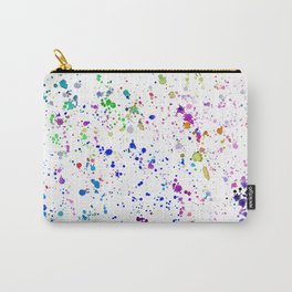 Colorful mess || watercolor Carry-All Pouch