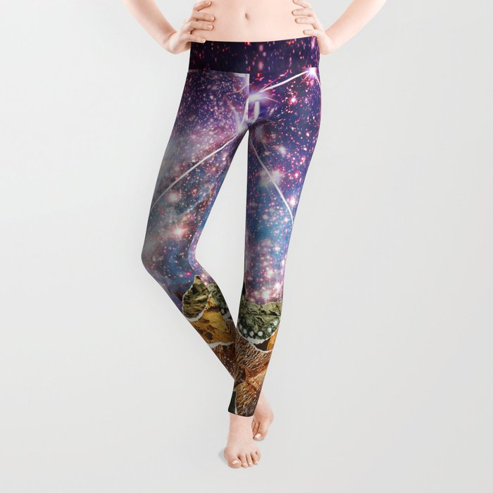 Love Can Move Mountains Leggings