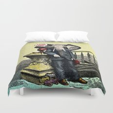 I Will Never Forget You! Duvet Cover