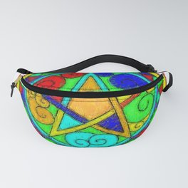Energized Pentacle Fanny Pack