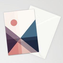 Geometric 1706 Stationery Cards