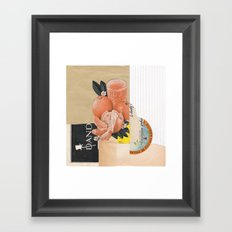 Juice it! Framed Art Print