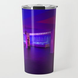 Miami Nights Travel Mug