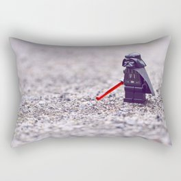 Darth lego Vader Rectangular Pillow