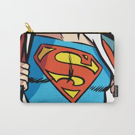 Classic Superman Carry-All Pouch