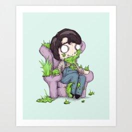 Jordy Art Print