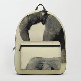 Ribbon Elephant Backpack