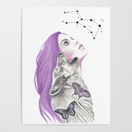 Written In The Stars Poster
