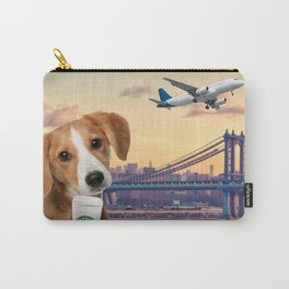 Bree in New York Carry-All Pouch