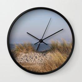 Wild Landscapes at the coast 8 Wall Clock
