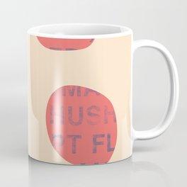 lie cold Coffee Mug