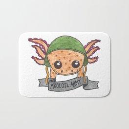 Copper Axolotl Bath Mat