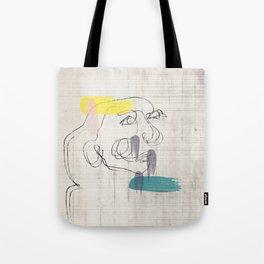 Gazing Tote Bag